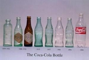 Coca-Cola a través de los años